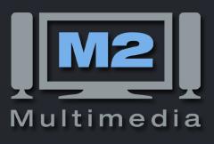 M2 Multimedia Logo